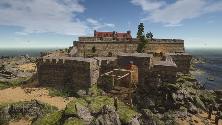 Holdfast NaW - Fort Imperial Entrance