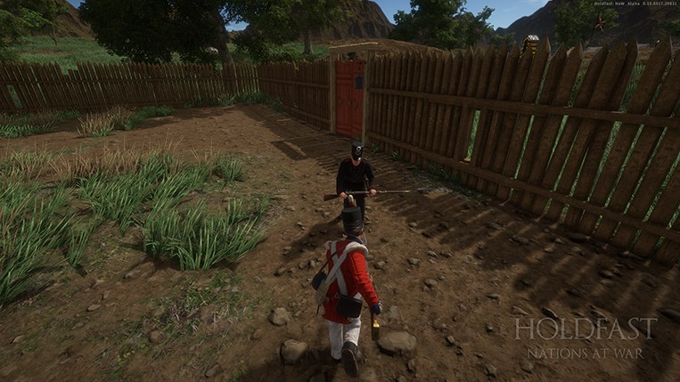 Holdfast NaW - Melee Combat Update