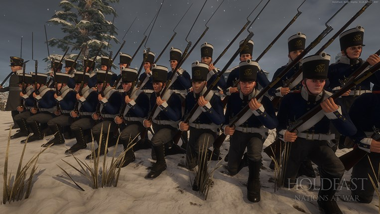 Holdfast NaW - Prussian Line Infantry [Colbergsches Infanterie-Regiment]