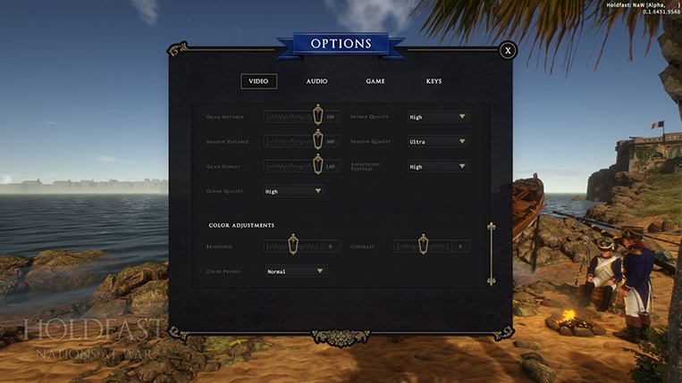 Holdfast NaW - Graphical Options 3